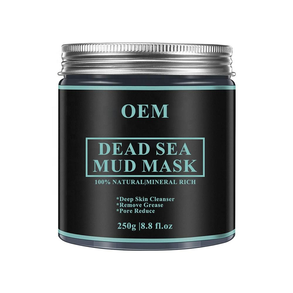 OEM Dead Sea Face Mask 100% Natural Eliminate Acne and Blackheads Deep Cleaning
