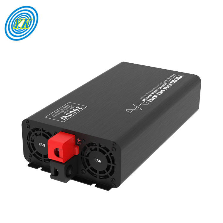 2000W dc12v 24v 48v 60v 72v reine sinus welle power inverter schaltplan