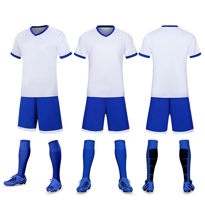 OEM Service Man Custom Soccer Jersey Set Football Uniform Football Set Soccer Jersey