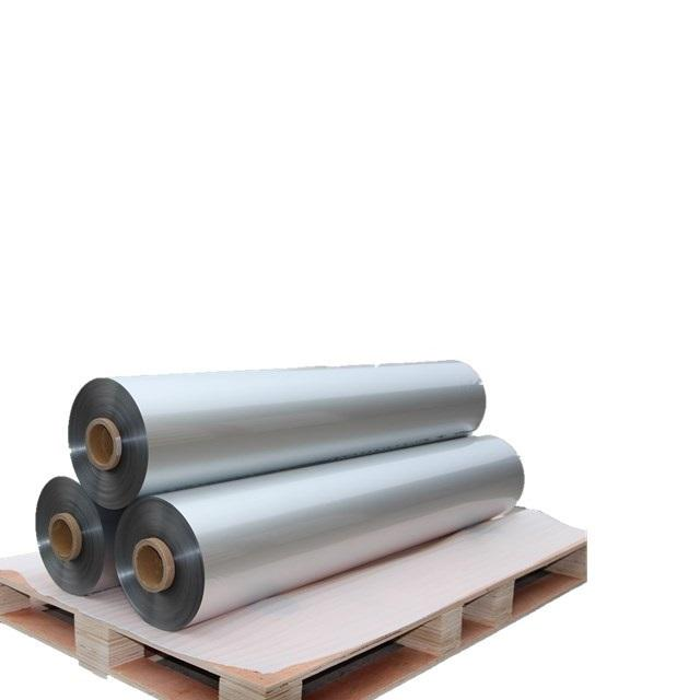12mic Pet Film Laminated 6mic mm Aluminum foil for flexible packaging