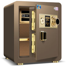 Promotional low price hotel security deposit box Mechanics lock  Commercial use burglary Home hotel office  safe box Wardrobe
