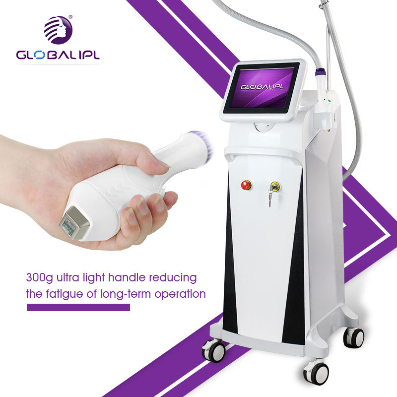New Technology Fiber Diode Laser Hair Removal Machine