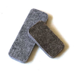 high quality strong felt chalkboard erasers for school