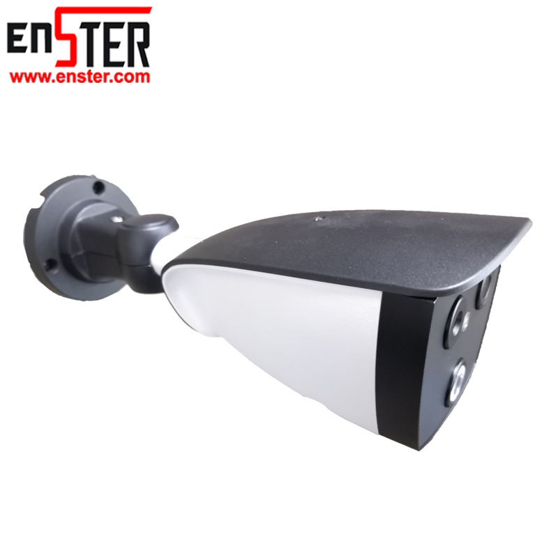 AI Smart Human Body Detection Non Contact IR Security IP CCTV Thermal Imaging Camera