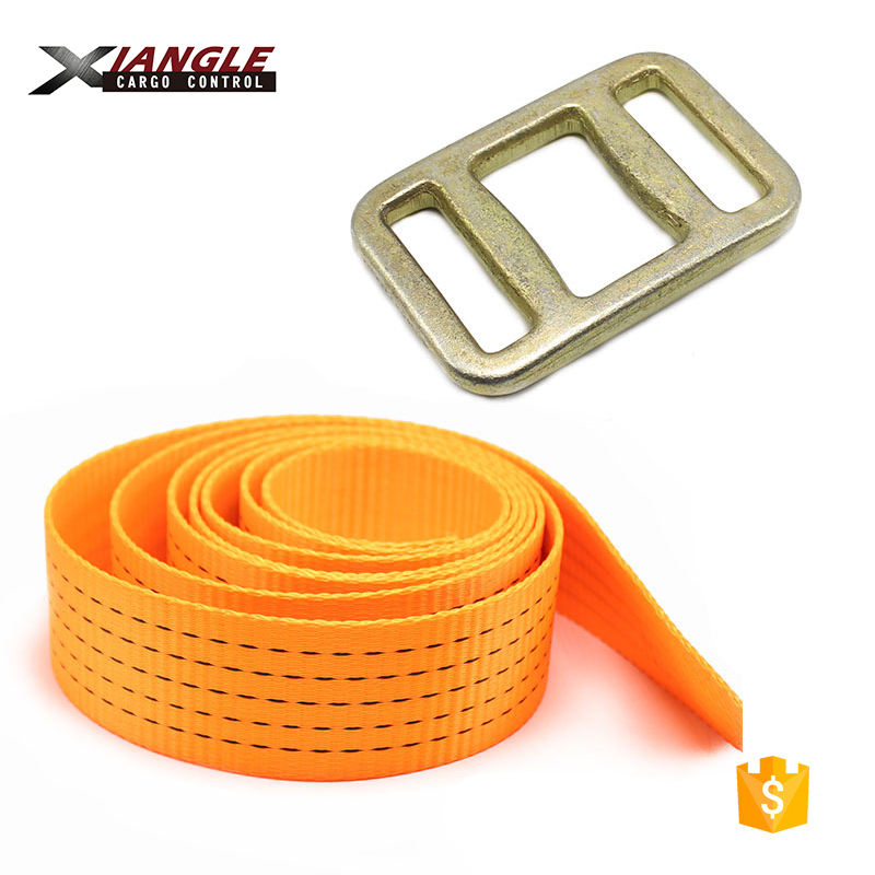 50mm belt buckle for webbing one way lashing straps
