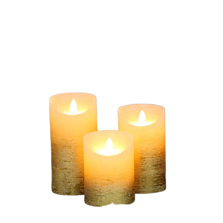 New product ideas flameless floating candle flameless led glowing candle
