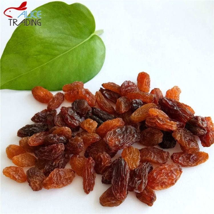 Top quality dried sultana raisin red raisin with cheap price meet your purchase