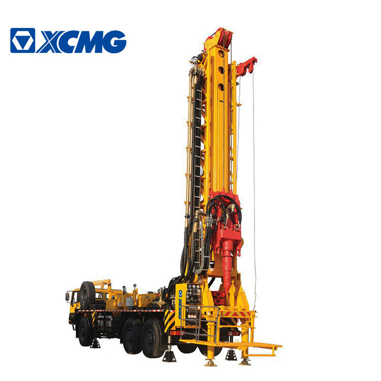 XCMG 2000 Meter Deep Well Drilling Rig Machine XSC20/1000 Truck Mounted Water Well Drilling Rig