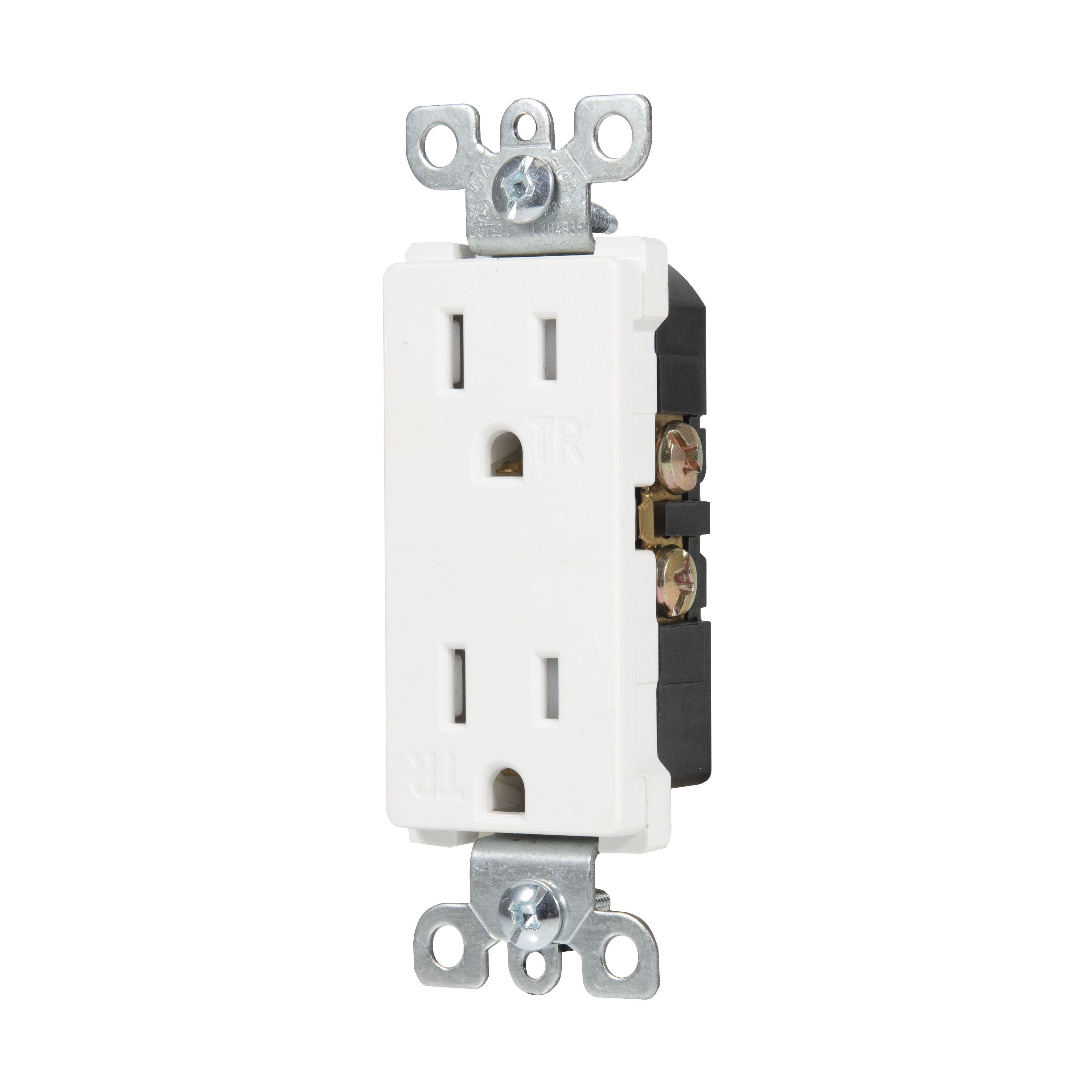 Lumex Ons Standaard Duplex Bakje Nema 5-15R Decorateur <span class=keywords><strong>Outlet</strong></span> Socket