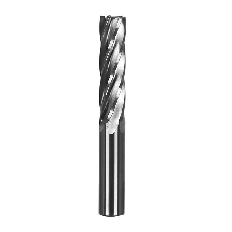 1pcs 4.5mm Carbide Tip Straight Shank Reamer