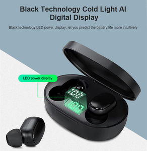 2020 New Headphone A8S Tws Wireless Earbuds Touch Control 5.0 Mini True Wireless Earphone A8S tws