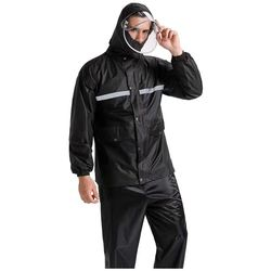 Best Seller Waterproof Disposable PVC Full Body Raincoat Safety Raincoat Protective Virus for Adults