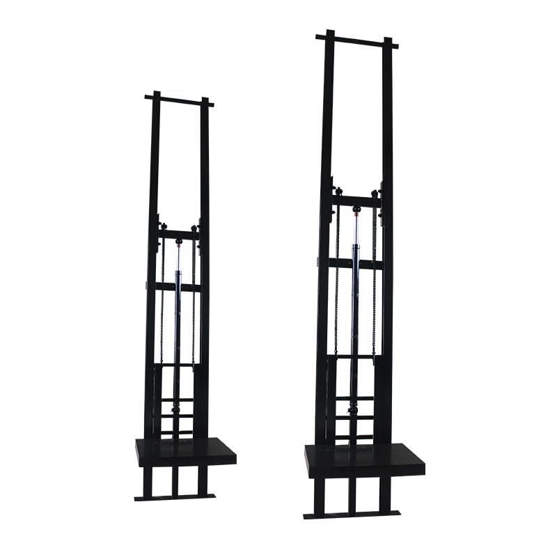 Europe Standard Hydraulic Small Cargo Elevator Goods Lift Price