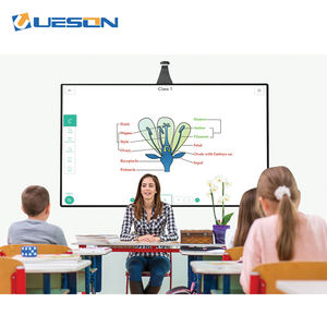Chinese fabriek kosten van smart board interactive whiteboard slimme touch china