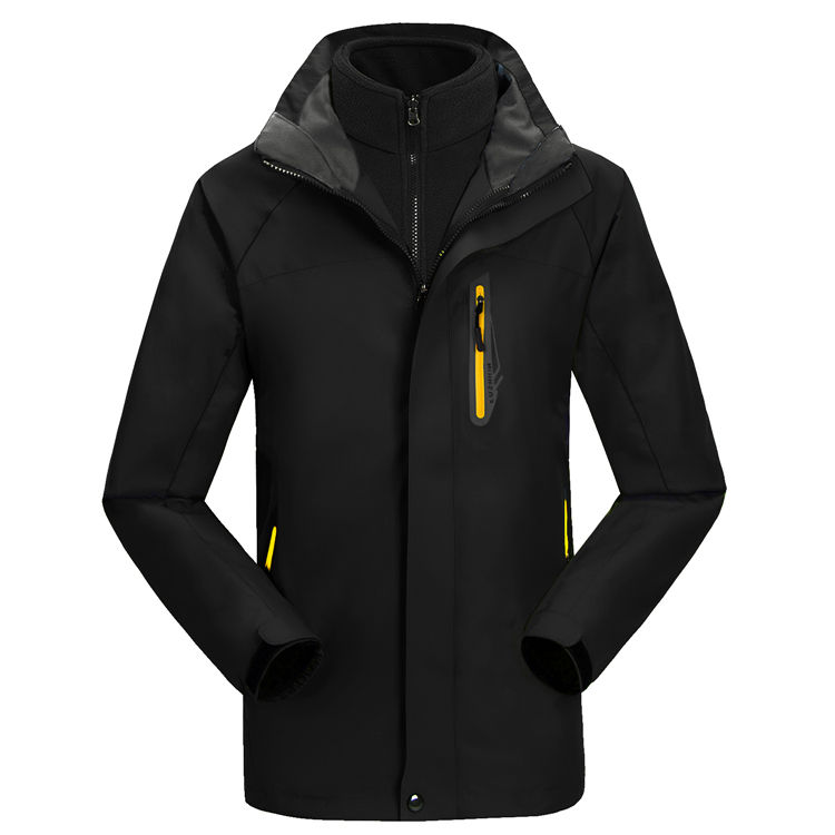 High Quality Sports Fitness Waterproof Wind Outdoor Winter Jacket Ski Suit