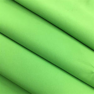300T Discount Price 100 Polyester Waterproof Down Supplier Price Silk Satin Taffeta Fabric