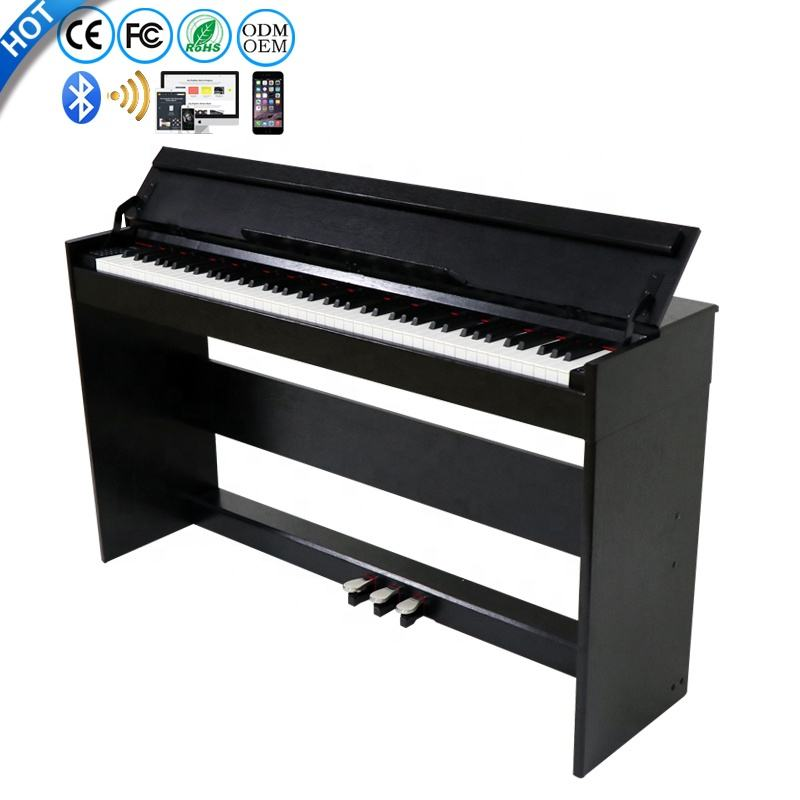 baby grand piano flexible piano 88 key digital keyboard digital 88 keys piano keyboard digital