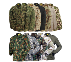 China Xinxing Outdoor Military ACU Woodland Camouflage Ripstop Armee Kampf Uniformen