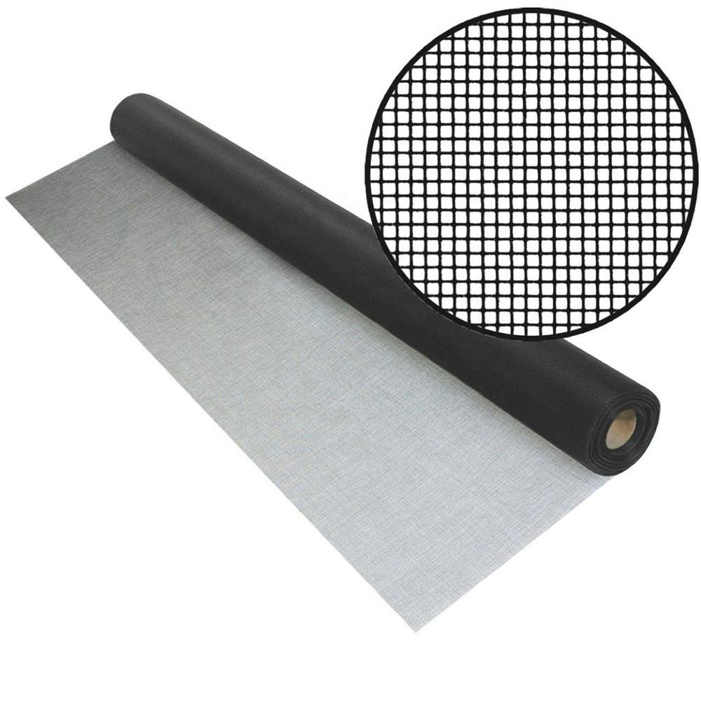 pvc coated Fiber glass window screen/ mosquito net for windows