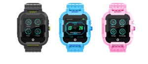 skmei DF39Z 2020 waterproof phone android ios 4G GPS SOS kids smart watch