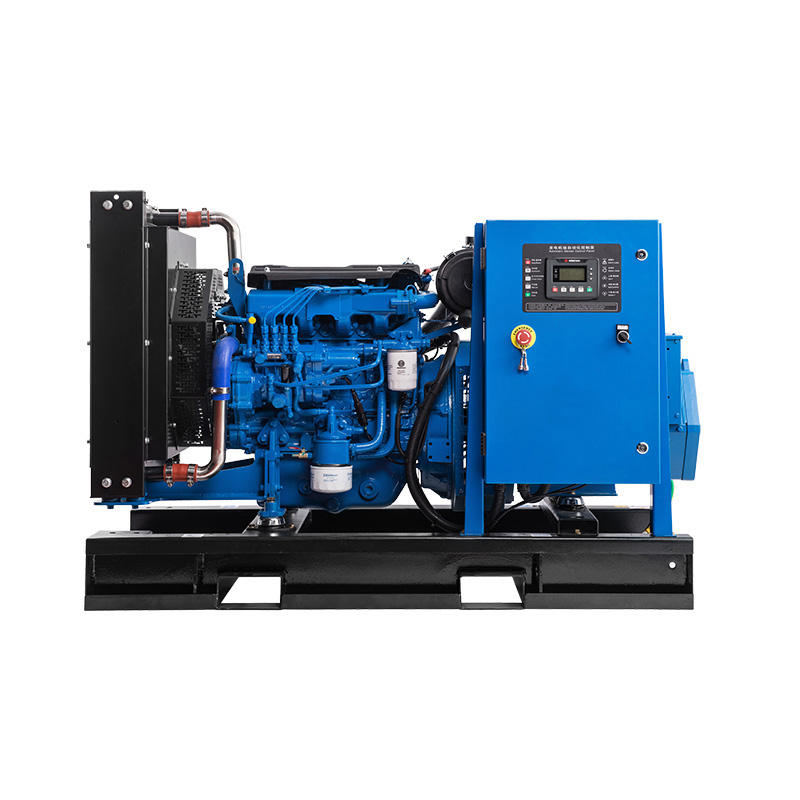 Small power reliable performance generator dynamo 15 kw home use weichai diesel generator for sale