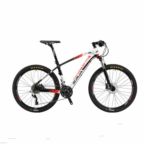 Sava newest carbon mountain bike 29 inch carbon frame mtb 29er mountain bike MAXXIS Tires 29'' 30 speeds bike 29
