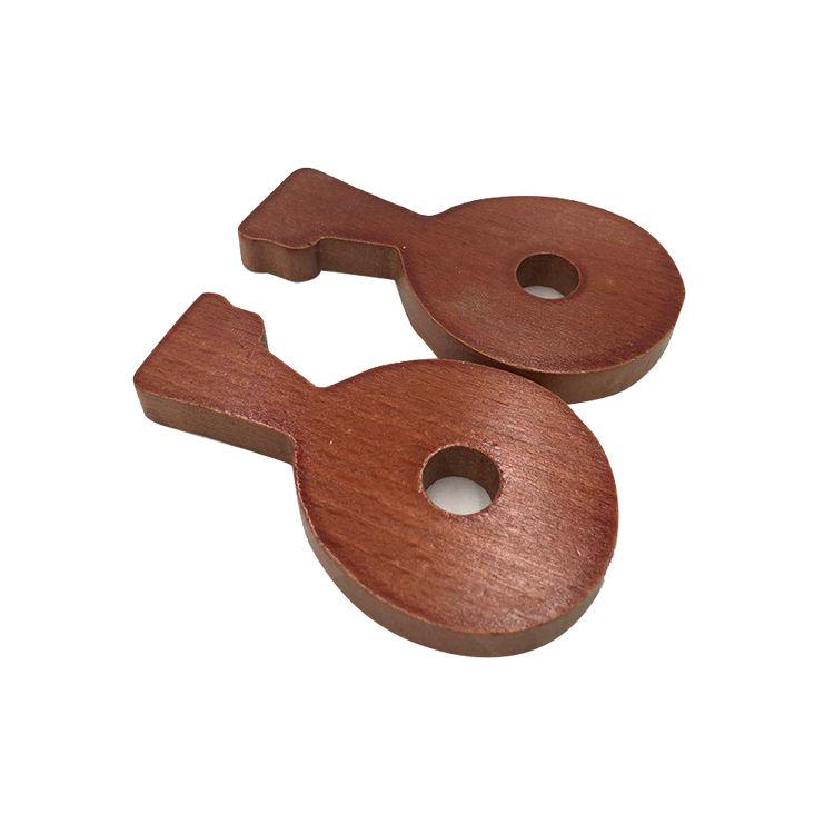 De Madera de encargo forma Interior accesorios para el hogar artículos de decoración