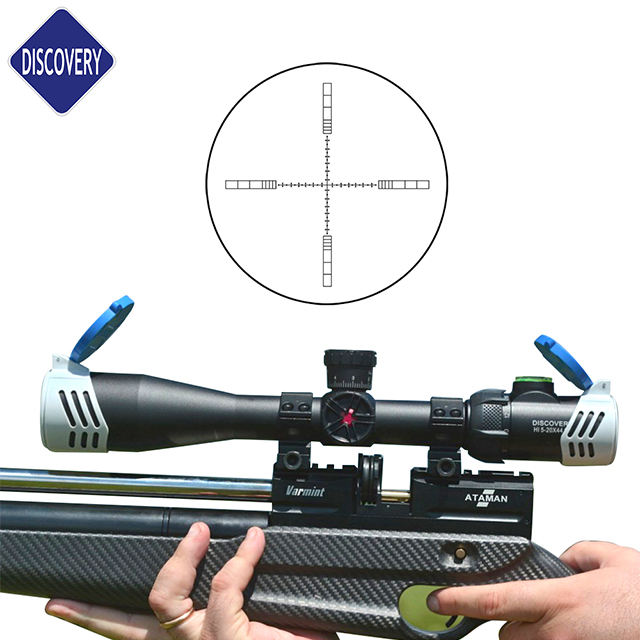 Quente fabricantes de Descoberta OI 6-24X50SF Riflescope rifle scope para airsoft arma de Tiro