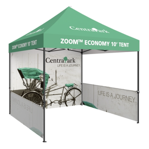 Coloré Imprimé gazebo 3x3 pour jardin chine pop up auvent en plein air pop-up gazebo tente