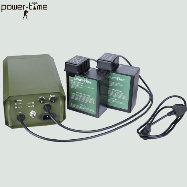 Soldier Portable Charger (SPC) Impress 14.4V/15Ah bb-2590/u two way fast charger