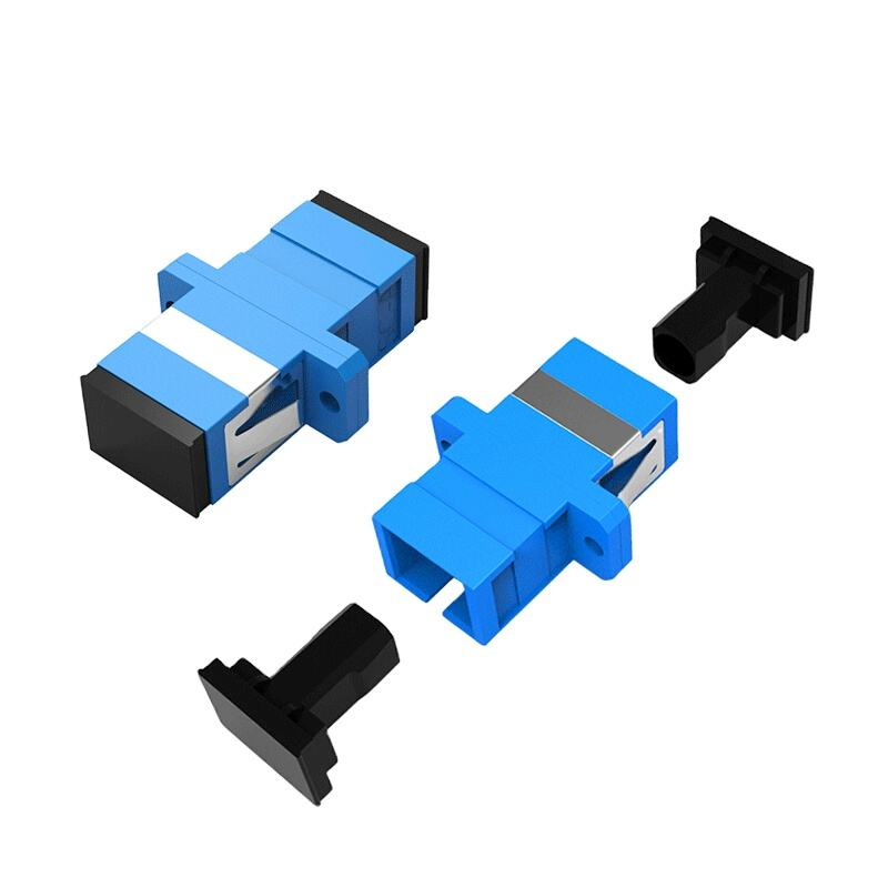 SC/UPC FTTH Fiber Optic Adapter/Coupler
