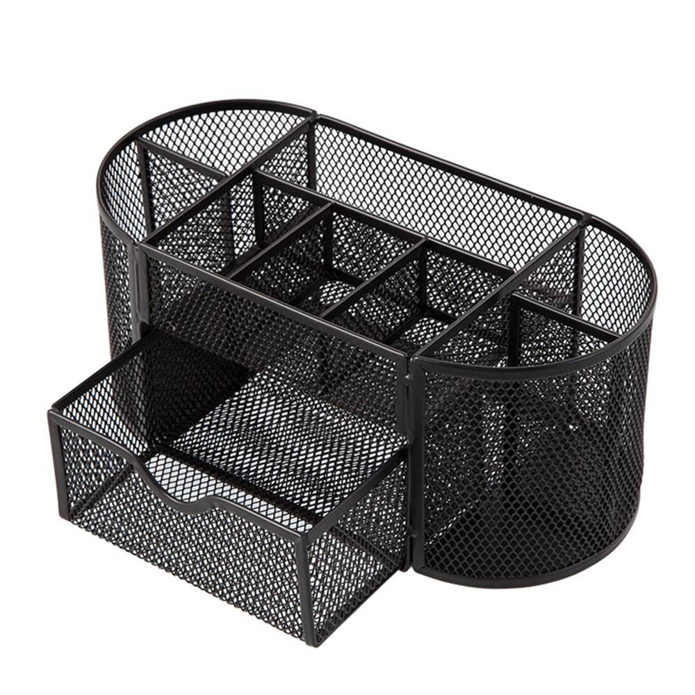 Sam Metal Mesh Multi-function Desk Organizer