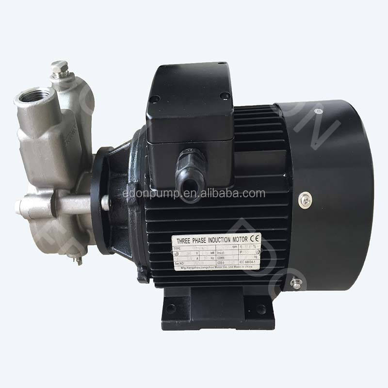 Edon ozone mixing micro bubble generator pump for ras fish farming aquaculture tank for fish farming bubble aeration 25EDQS11S