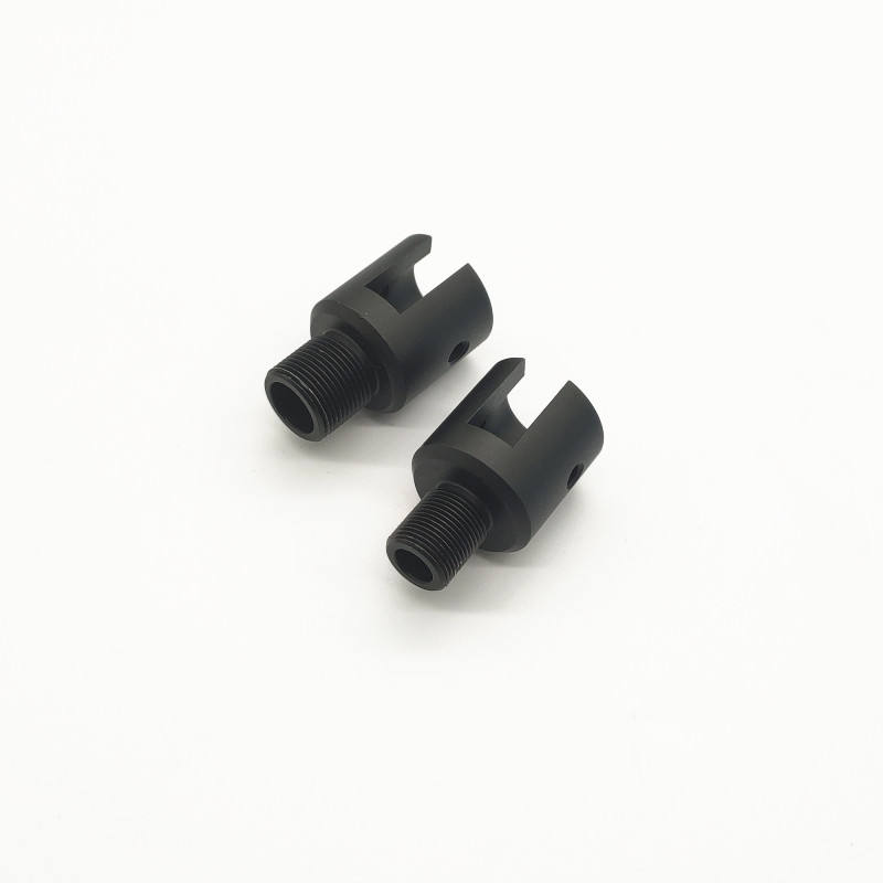 Aluminum Ruger 1022 Muzzle Brake Thread Adapter .223 .308