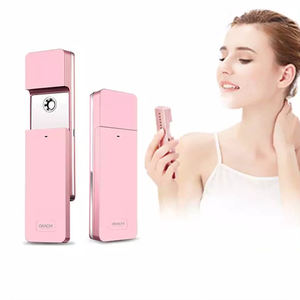 High Quality Mini USB Rechargeable Portable Handy Facial Skin Care Beauty Personal Mister Nano Mist Spray