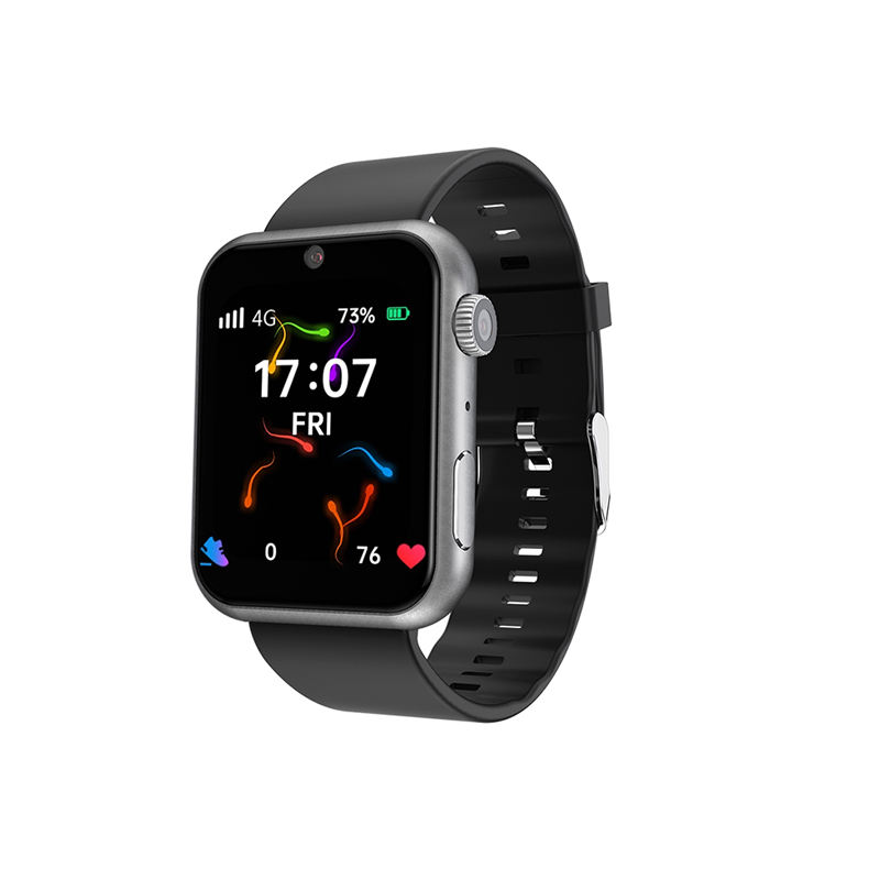 HD dual camera 4G Android smart Watch quad-core CPU 32GB GPS navigation 1.78