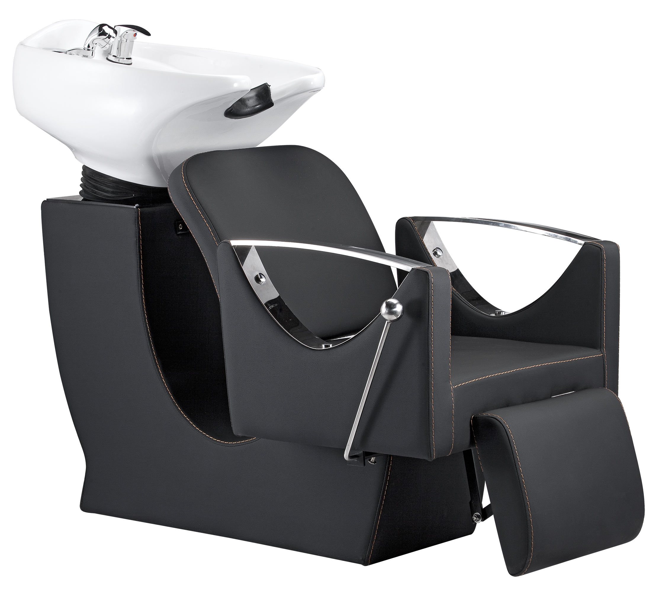 Factory Supplying Hair Washing Shampoo Bowl Chair Salon Furniture