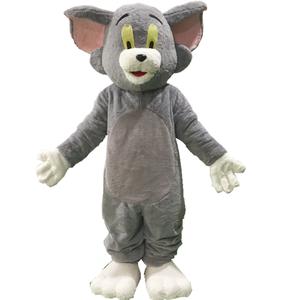HOLA disfraces de mascota de gato y ratón