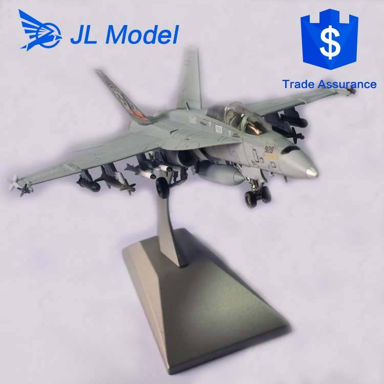 1983 USA F-18B 1 100 scale new products fighter die cast model