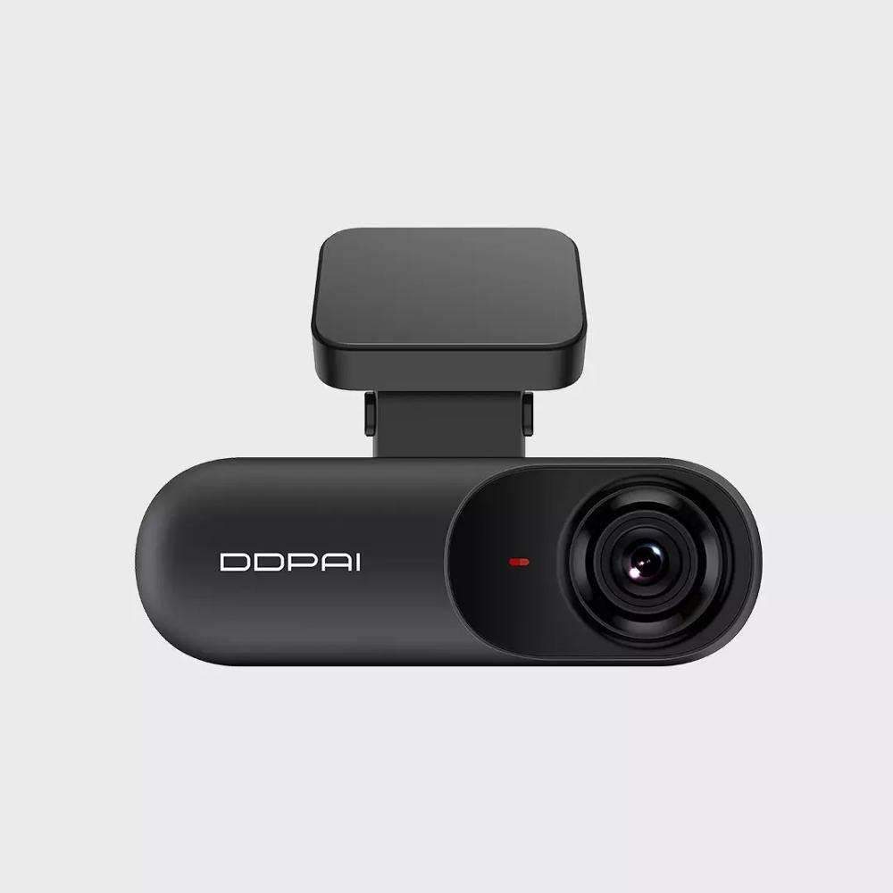 DDPAI N3 GPS Hisilicon Hi3556 OS05A10 F1.8 1600P WiFI 140 degrees View Angle 1GB RAM G-sensor car dash camera Recorder DVR
