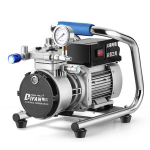 High Pressure Electric Piston Pump Airless Paint Sprayer