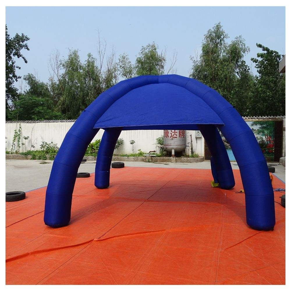 Plastic Inflatable Air Dome Wedding Event spider Tent made in China