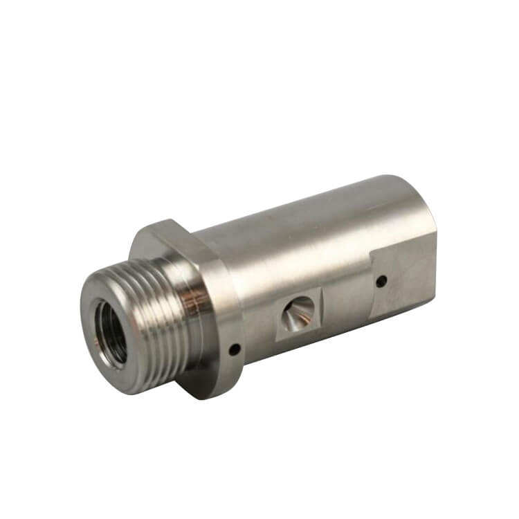 Densen customized non-standard valve shaft, stainless steel casting and machining valve shaft