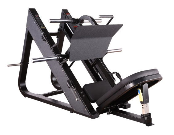 Commercial Gym機器45 Degree Leg Press Exercise Machine脚ワークアウト