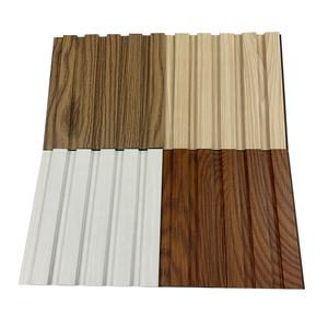 NecoWood price competitive 100% Eco-friendly low maintenance indoor wpc/pvc wall panel