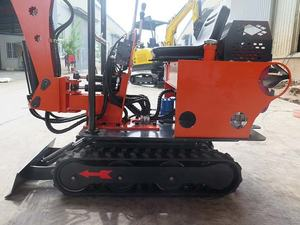 New design 0.75t micro digger/micro digger machine/small excavators for sale