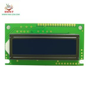 Character 16X2 Lcd Display Module 와 Led 백라이트