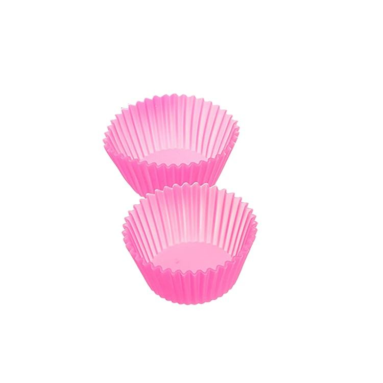 New design custom household useful waterproof portable silicone baking cupcake tools