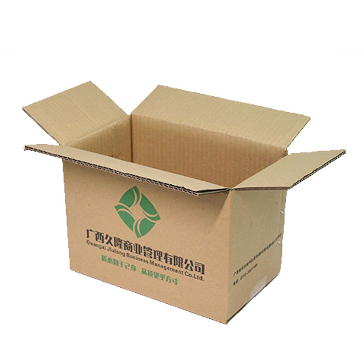 Wholesale Custom Large Fold Moving Corrugated Packaging Box Paper Carton