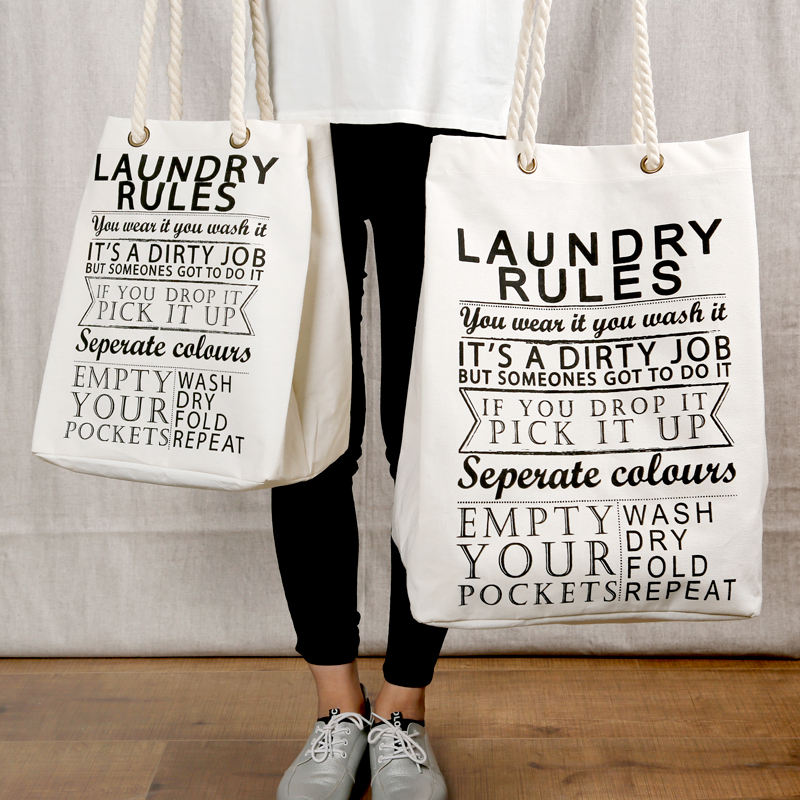 customised shopping cotton canvas large tote shopper bag with custom printed logo